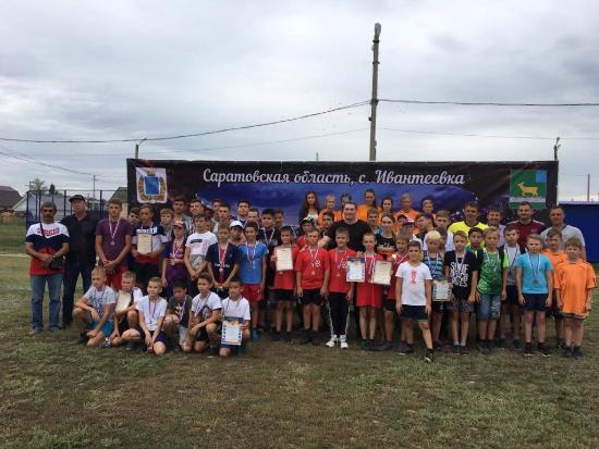 Районные соревнования по мини-футболу среди детских команд образовательных учреждений